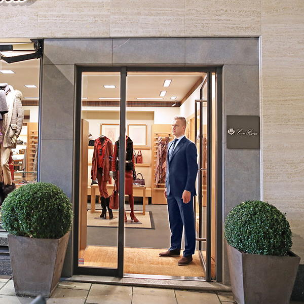 Luxury Retail Security