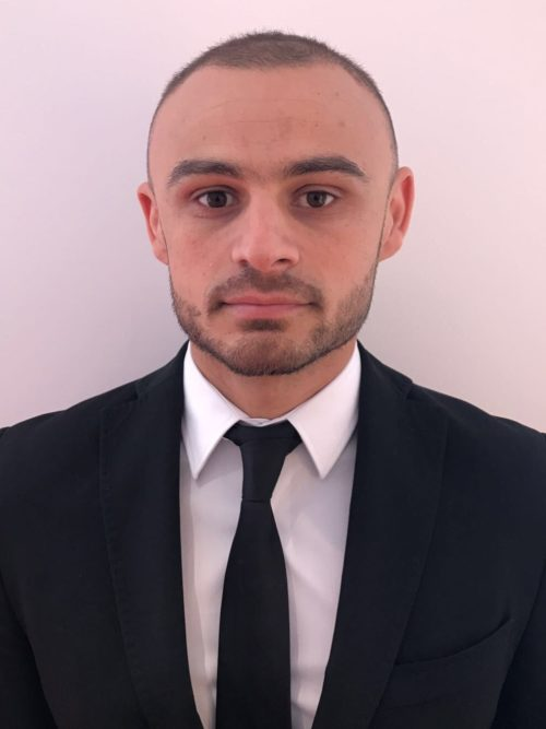 Catalin, Employee of the Month for July 2017