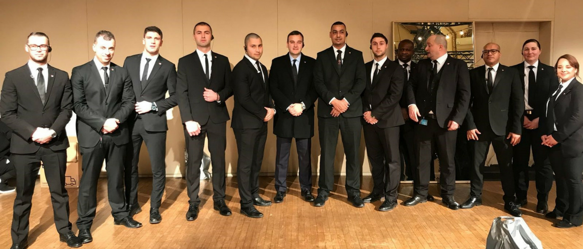 Luxury Event Security