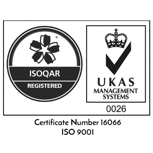 ISO 9001 Accreditation